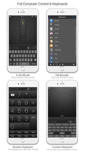 Mobile Mouse Remote Ipa App iOS Free Download