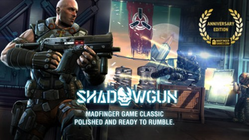 SHADOWGUN Ipa Game iOS Free Download