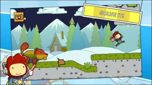 Scribblenauts Remix Ipa Game iOS Free Download