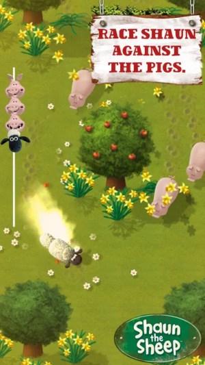 Shaun the Sheep - Fleece Lightning Ipa Game iOS Free Download