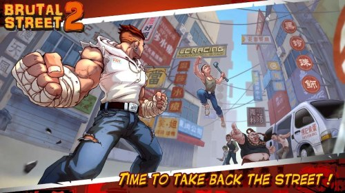 Brutal Street 2 Full Apk Game Android Free Download
