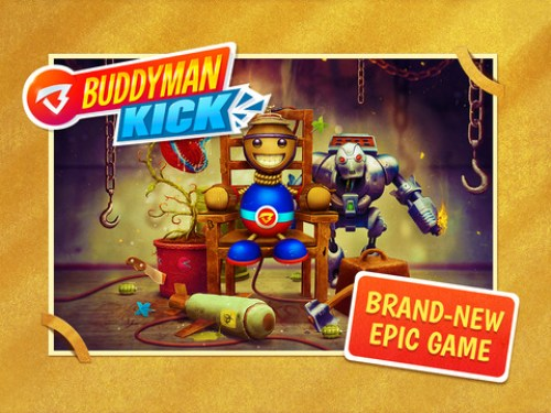 Kick the Buddy: No Mercy HD Ipa Game iOS Free Download
