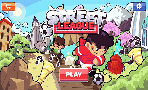 Street League Apk Game Android Free Download