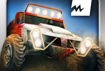Uber Racer 3D – Sandstorm Ipa Game iOS Free Download