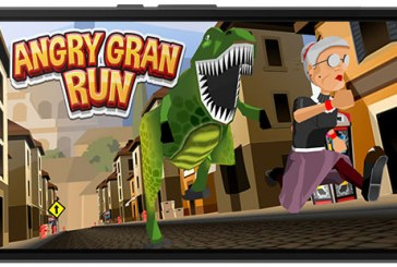 Angry Gran Run Apk Game Android Free Download