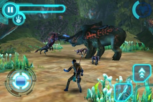 Avatar HD Ipa Game iOS Free Download