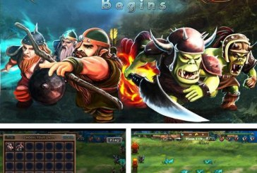 Dwarfs vs Orcs Ipa Game iOS Free Download