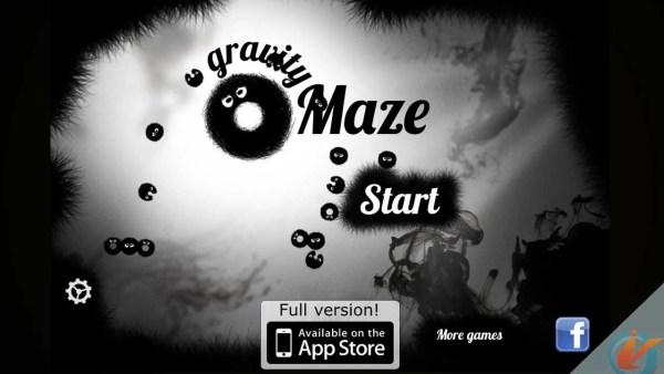 Gravity Maze Ipa Game iOS Free Download