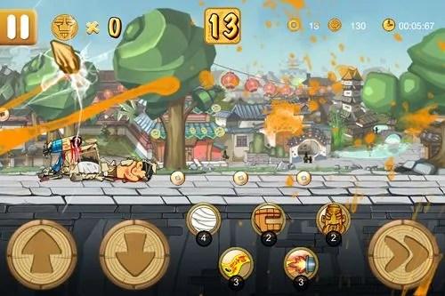 KungfuTaxi Ipa Game iOS Free Download