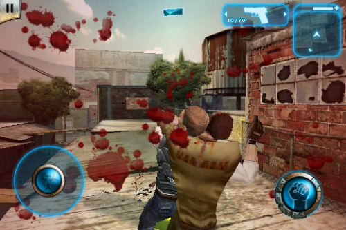 Zombie Infection HD Ipa Game iOS Free Download
