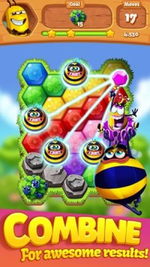 Bee Brilliant Blast Apk Game Android Free Download