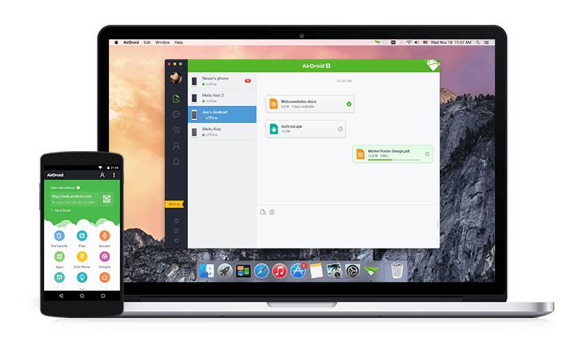 AirDroid App Android Free Download