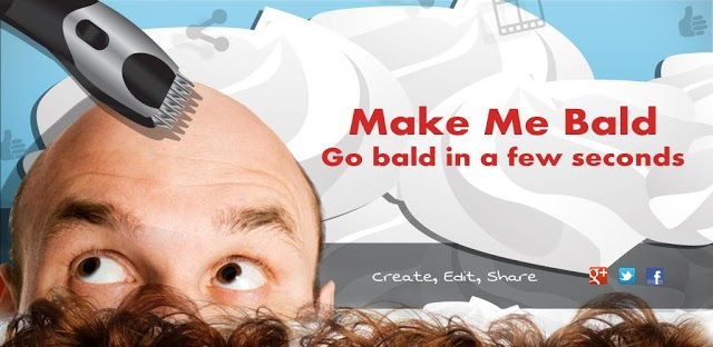 Make Me Bald App Android Free Download