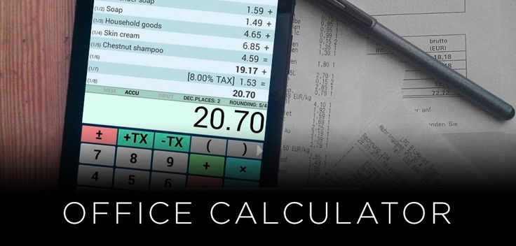 Office Calculator App Android Free Download