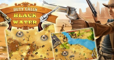 Black Water Duty Calls Game Android Free Download