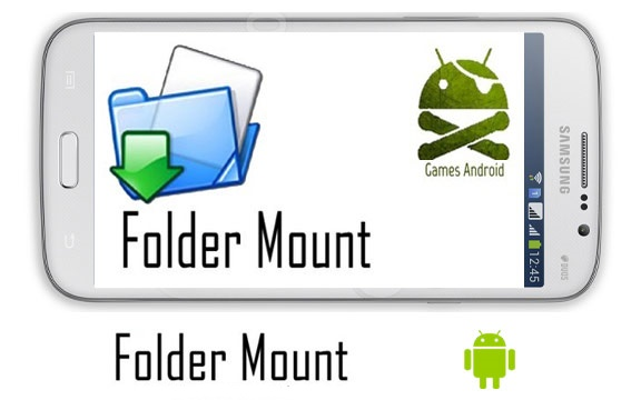 FolderMount App Android Free Download