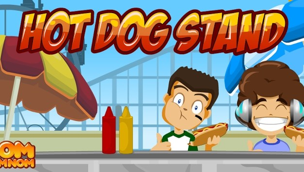 Hot Dog Stand Game Android Free Download