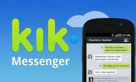 Kik Messenger App Android Free Download
