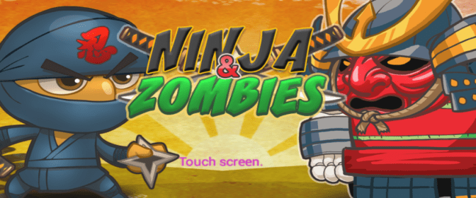 Ninja And Zombies Game Android Free Download