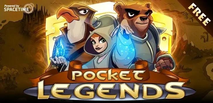 Pocket Legends Game Android Free Download