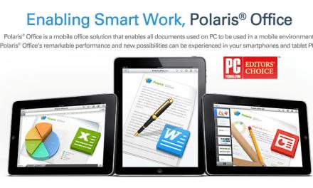 Polaris Office IOS App Free Download