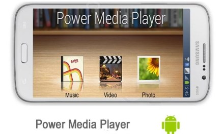Power Media Player App Android Free Download