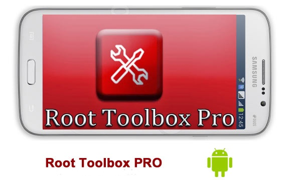 Root Toolbox PRO App Android Free Download