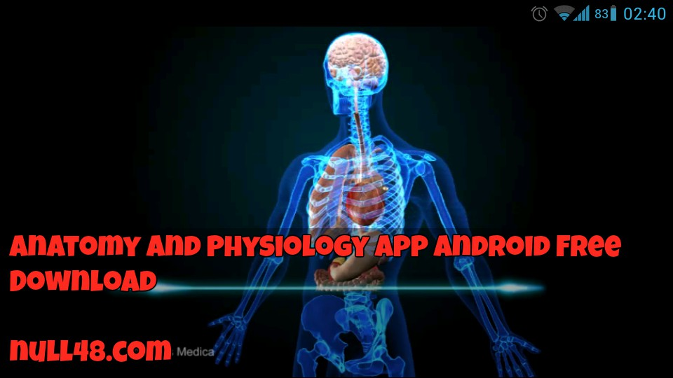 Old Fashioned Free Anatomy And Physiology Apps Adornment - Human ...