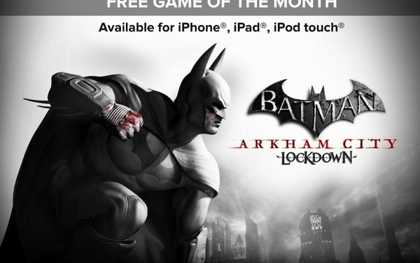 Batman Arkham City Lockdown Game Ios free Download