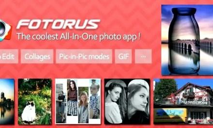 FotoRus Photo Editor Pro App Android Free Download