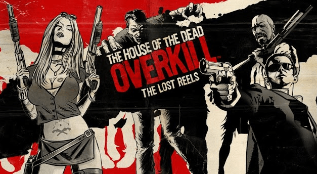 The House of the Dead Overkill The Lost Reels Game Android Free Download