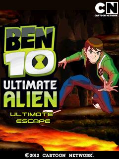 Ben 10 Ultimate Alien Ultimate Escape Ios Game Free Download