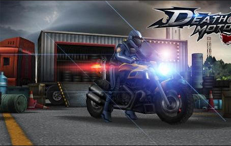 Death Moto ّGame Android Free Download