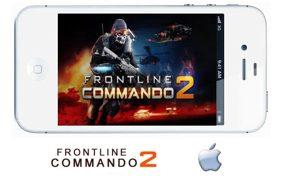 Frontline Commando 2 Game Ios Free Download