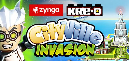 KREO CityVille Invasion Game Android Free Download