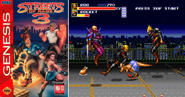 Streets Of Rage 3 Game Ios Free Download