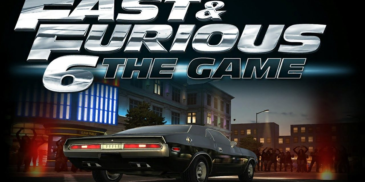 Fast & Furious 6 The Game Game Android Free Download