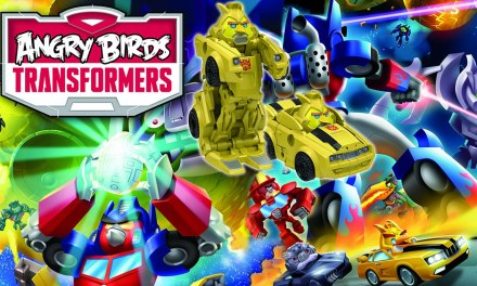 Angry Birds Transformers Game Android Free Download