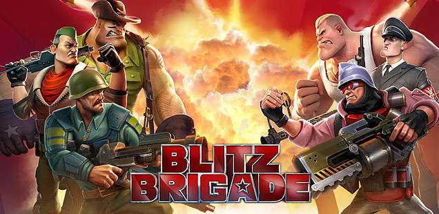 Blitz Brigade Online FPS Fun Game Android Free Download
