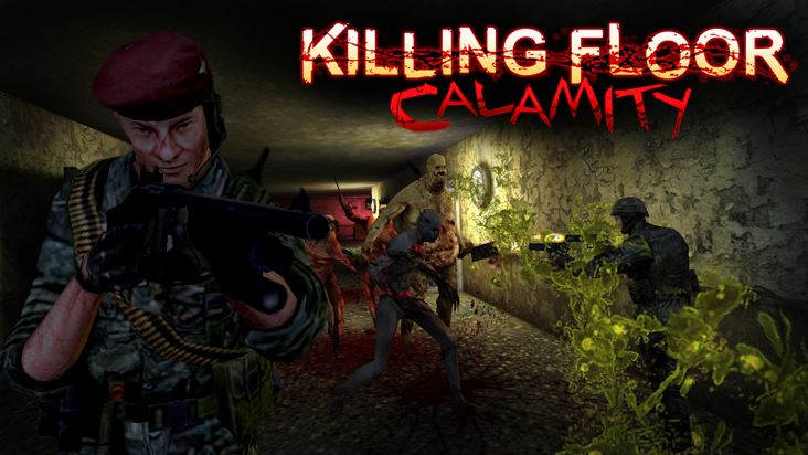 Killing Floor Calamity Game Android Free Download