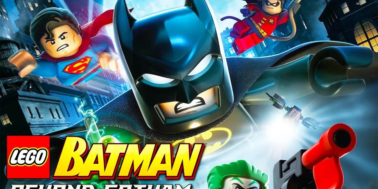 LEGO Batman Beyond Gotham Game Android Free Download