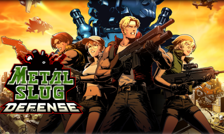 METAL SLUG DEFENSE Game Android Free Download