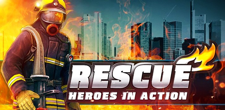 RESCUE Heroes in Action Game Android Free Download