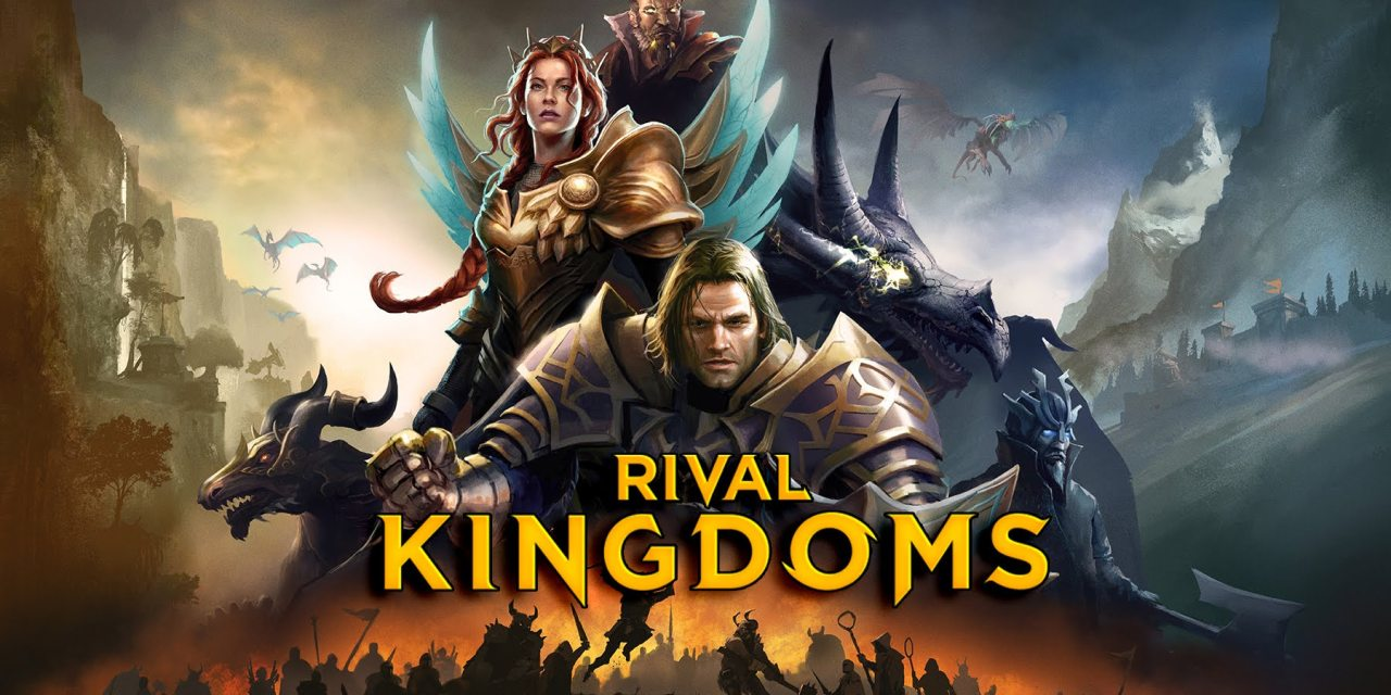 Rival Kingdoms Age of Ruin Game Android Free Download