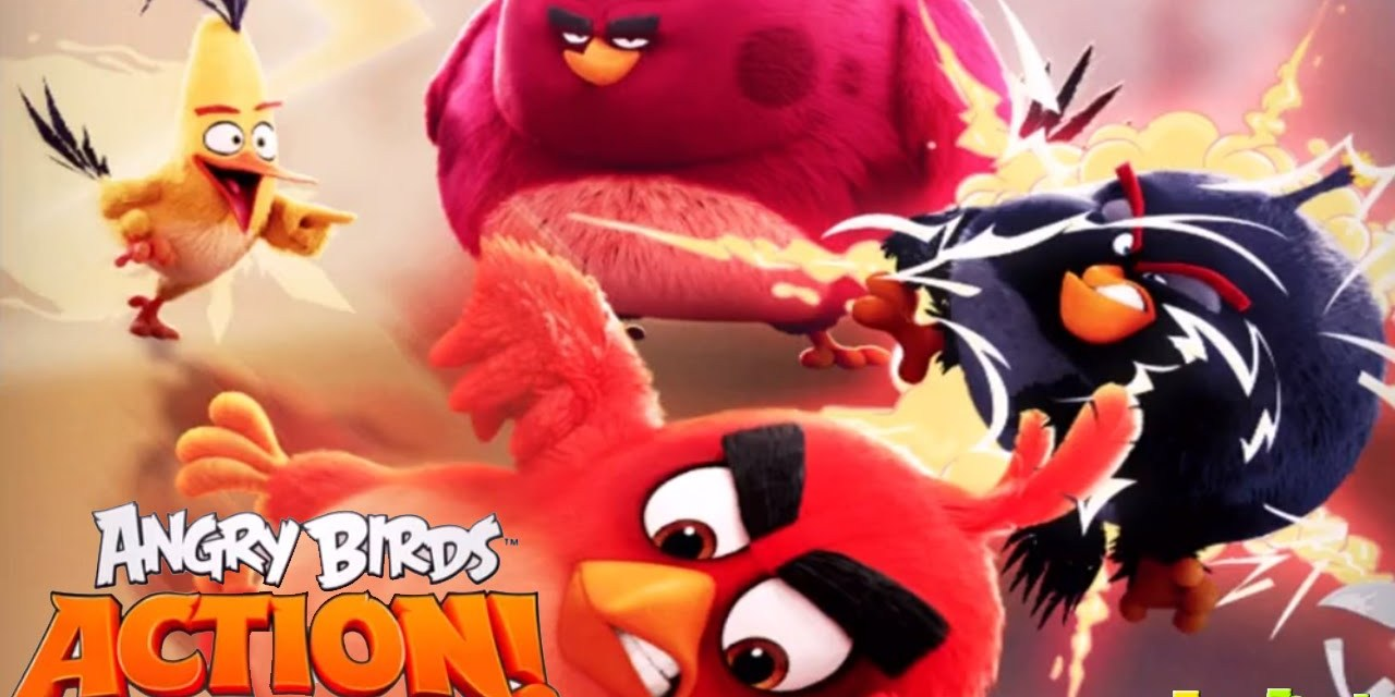 Angry Birds Action Game Ios Free Download