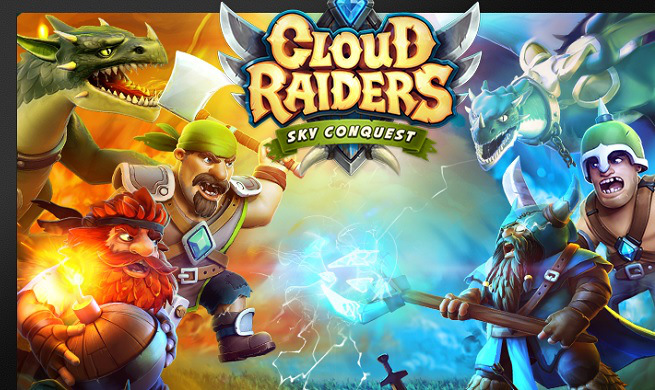 Cloud Raiders Game Android Free Download