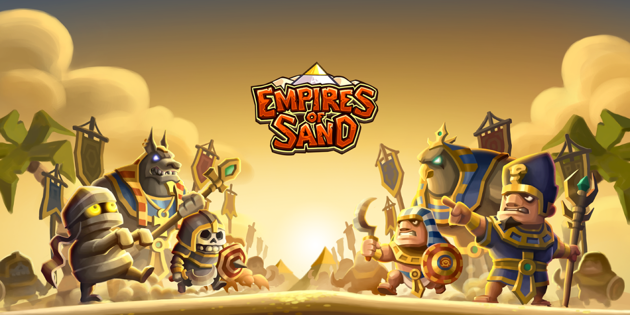 Empires Of Sand TD Game Android Free Download