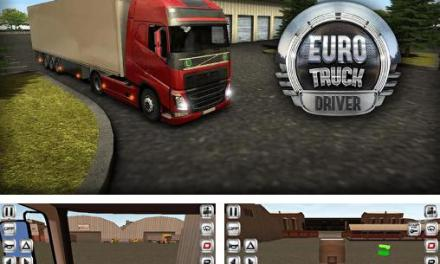 Euro Truck Driver Simulator Game Android Free Download