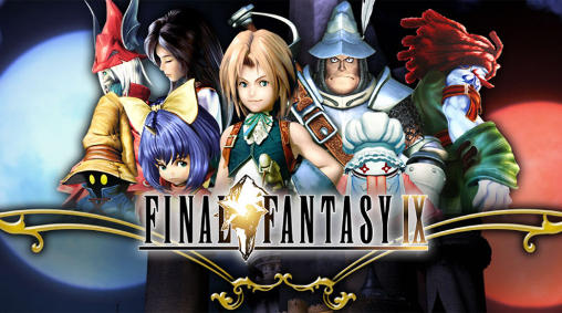 FINAL FANTASY IX Game Android Free Download