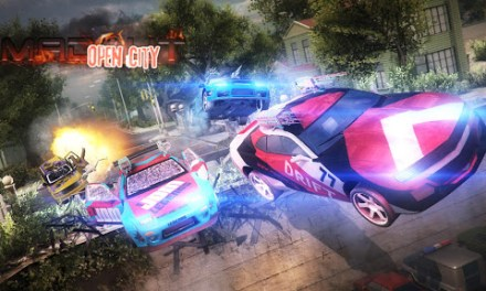 MadOut Open City Game Android Free Download